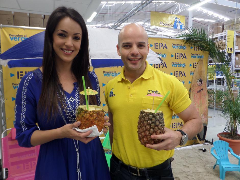Andrés Arroyave explicó que la campaña de verano es para premiar a los clientes. (Foto: Soy502).