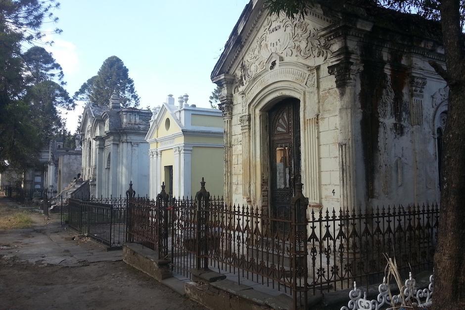 Werner Ovalle dijo que tenia un mausoleo. (Foto: universoarqueologico)