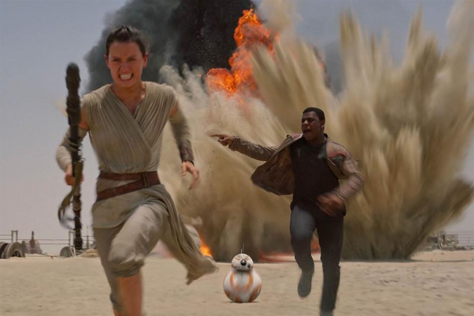 """La séptima entrega de """"Star Wars"""" lleva recaudados unos 545 millones de dólares en las salas de Estados Unidos y Canadá. (Foto:culturaocio.com)"""