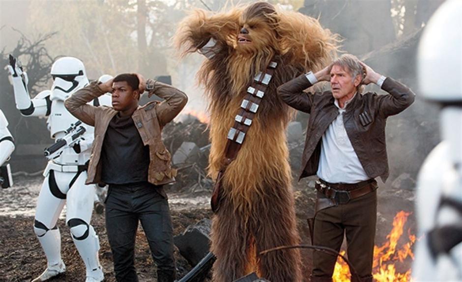 """La séptima película del universo """"Star Wars"""" optará a once galardones en los MTV Movie Awards. (Foto: Star Wars)"""