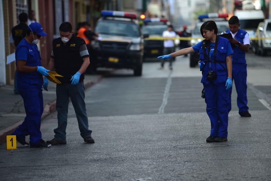 Varios testigos coinciden que el ataque fue directo y sin mediar palabra. (Foto: Jesús Alfonso/Soy502)