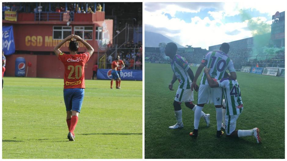 Rojos y Panzas Verdes iniciarán la final en el Pensativo. (Foto: Fredy Hernández/Soy502)