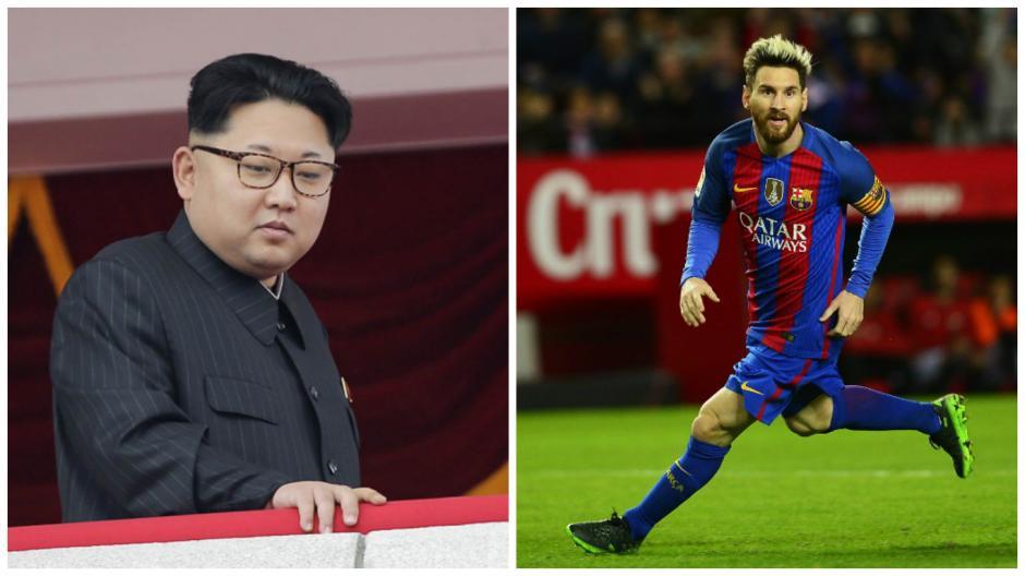 "Kim Jong-un quiere ""Messis"" norcoreanos. (Foto: NBC/AFP)"