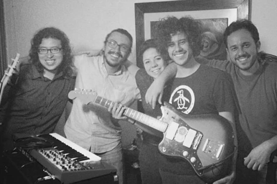 La banda guatemalteca Fraaek está grabando su disco, para terminarlo necesita tu ayuda. (Foto: Fraaek)