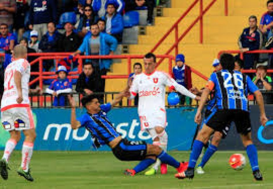 Sebastián Ubilla sufrió una grave lesión en la última jornada del fútbol chileno. (Foto: goal.com)