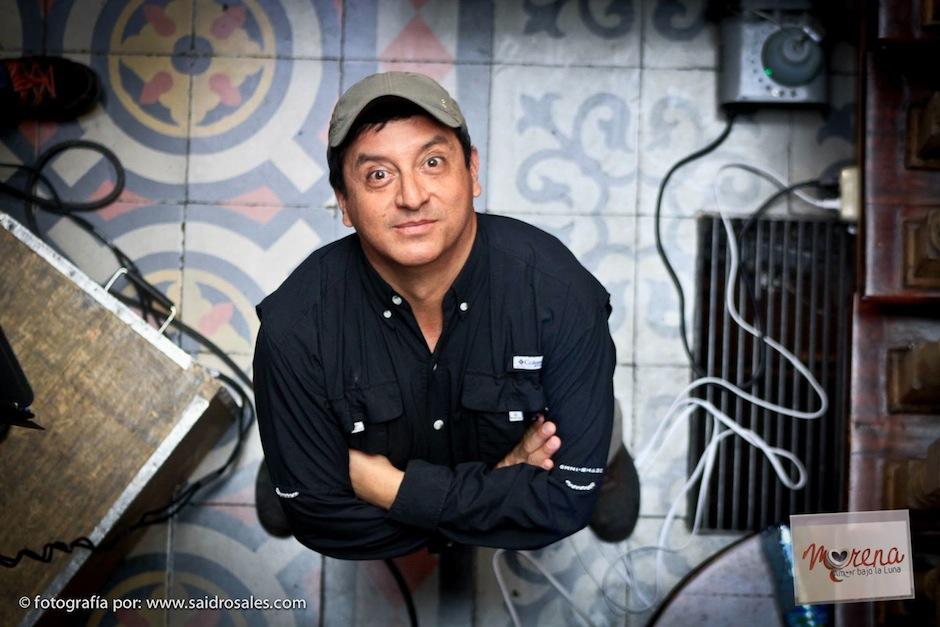 """El creador de """"Morena"""", Fran Lepe tiene miras a la internacionalización. (Foto: Facebook/Novela Morena)"""