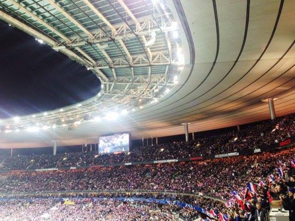 Este estadio será sede de la inauguración de la EURO 2016. (Foto: Facebook/Stade de France)