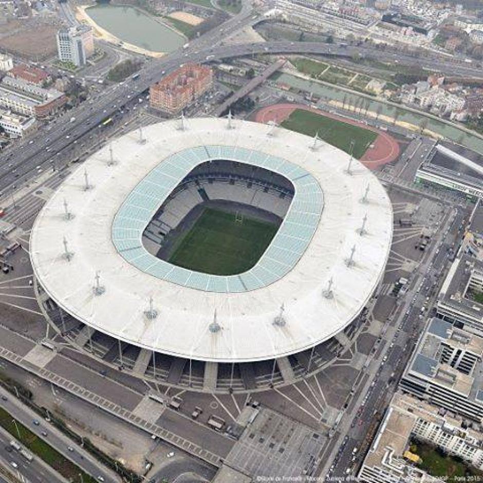 Siete partidos serán disputados en la gramilla del Stade de France. (Foto: Facebook/Stade de France)
