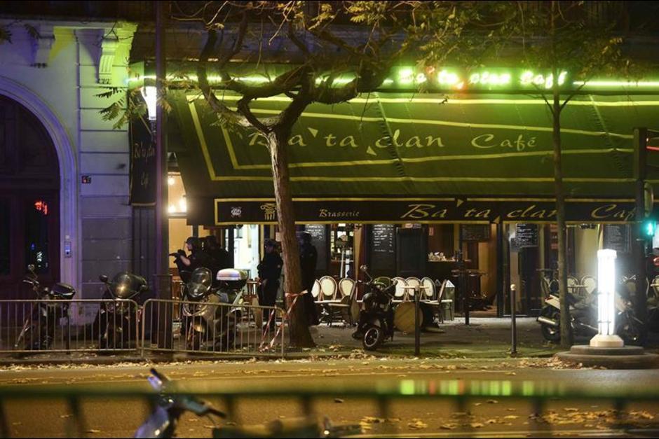 El atentado de París tuvo lugar en una sala de conciertos el 13 de noviembre de 2016. (Foto: EFE)