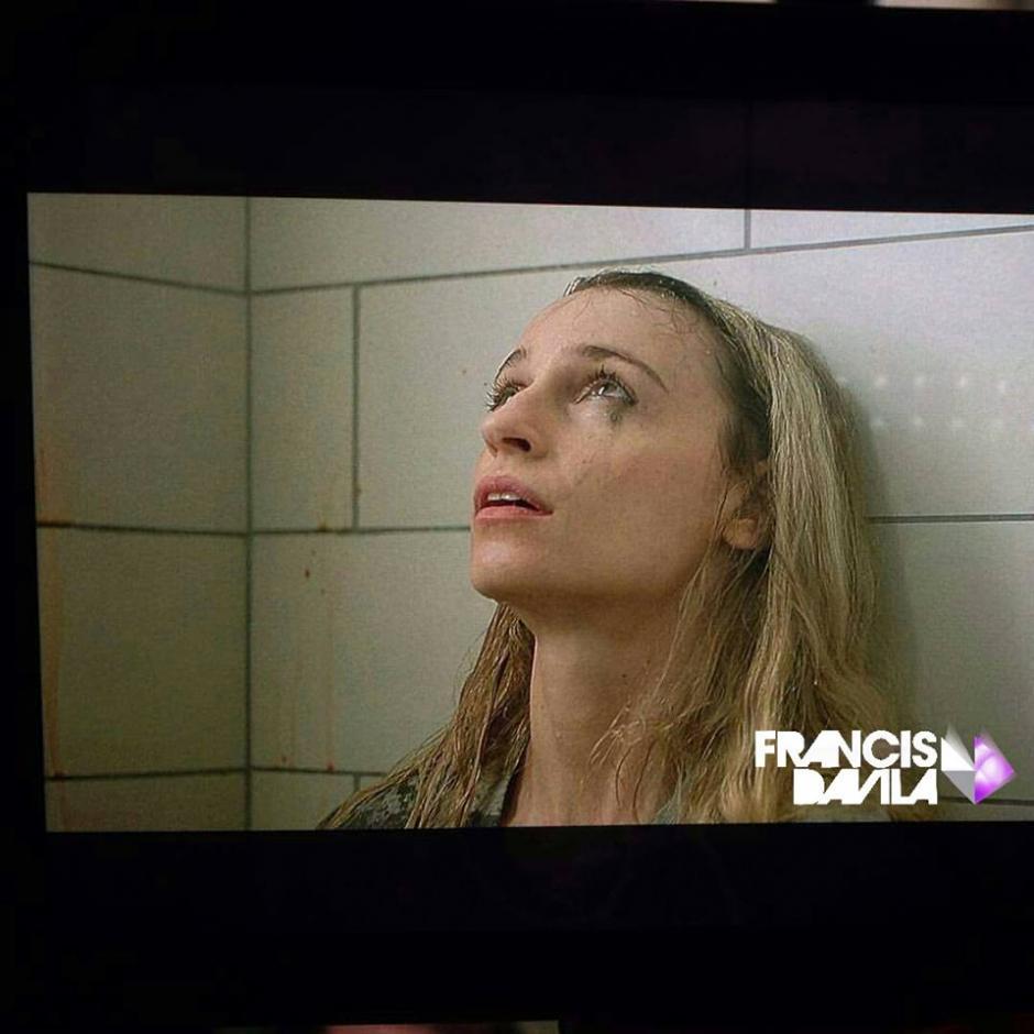 Irene Rossi y José Pablo García fueron protagonistas del clip. (Foto: Francis Dávila oficial)