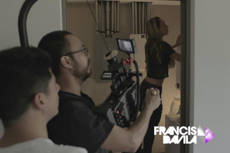 El video fue grabado en Costa Rica. (Foto: Fancis Dávila oficial)