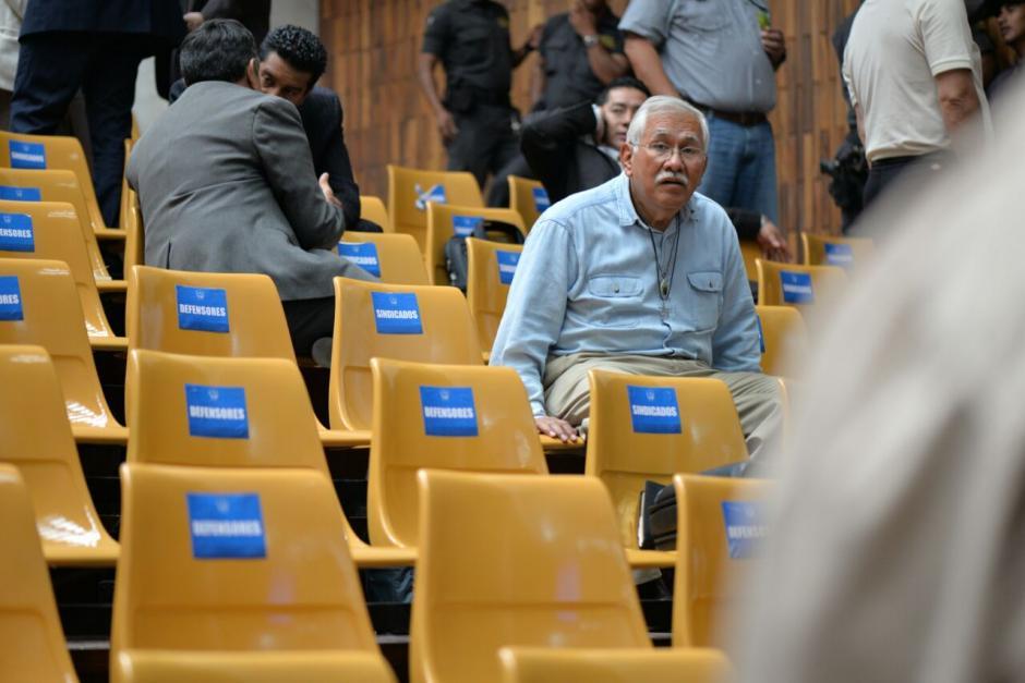 Edín Barrientos tiene un largo historial político.  (Foto: Wilder López/Soy502)