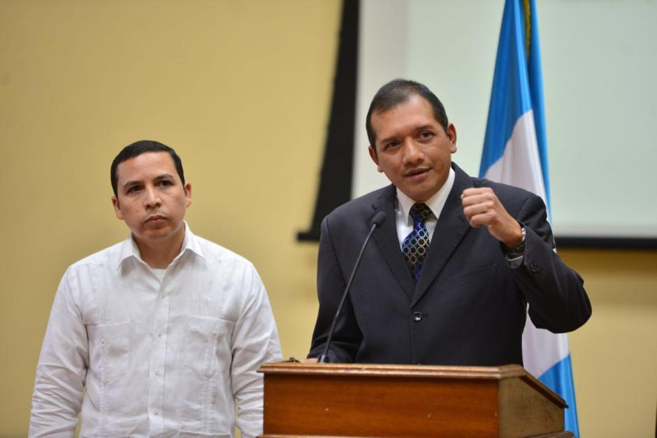El funcionario señala que el Sistema Penitenciario necesita 750 millones de quetzales adicionales al presupuesto actual. (Foto: Jesús Alfonso/Soy502)