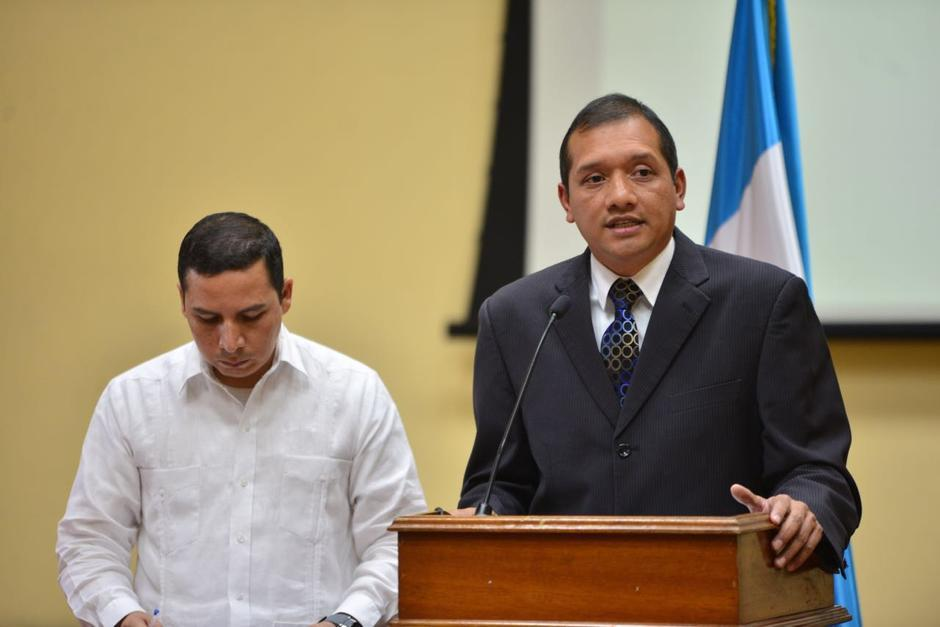 Rivas renunció el 12 de enero del Ministerio Público. (Foto: Archivo/Soy502)