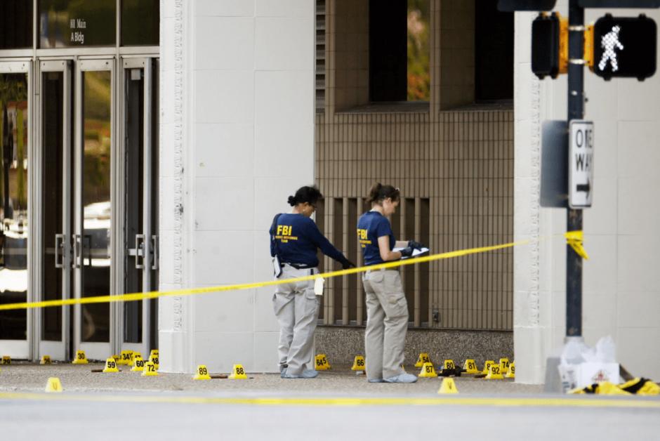 El francotirador de Dallas asesinó a cinco policías. (Foto: Europa Press)