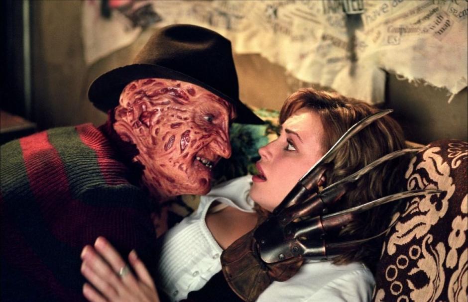 """""""Freddy Krueger"""" aterrorizó en los años 80 y 90 . (Captura de pantalla: youtube)"""