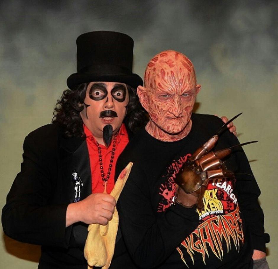 Las garras de la maldad de Freddy Krueger. (Foto: Robert B. Englund/Instagram)