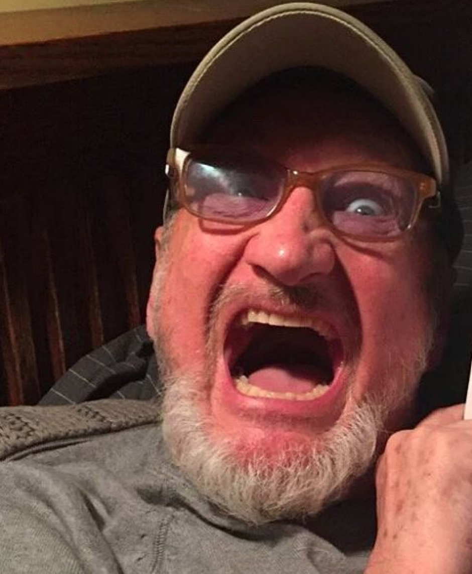 El actor  Robert B. Englund le dio vida a Freddy Krueger. (Foto: Robert B. Englund/Instagram)