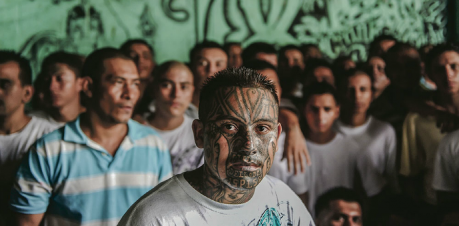 Hay 46 pandilleros universitarios condenados y 32 en proceso de sentencia en El Salvador. (Foto: Twitter)