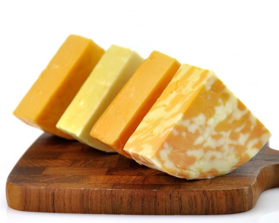 Los quesos procesados traen muchas sales ocultas