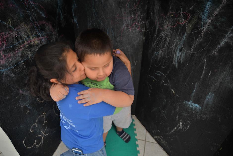 La asociación tiene programas educativos avalados por el ministerio de Educación. (Foto: Wilder López/Soy502)