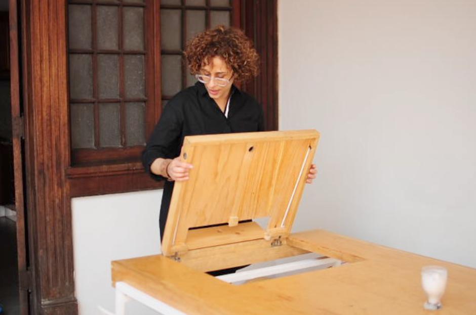 El taller donde los artistas harán su arte es indispensable. (Foto: Selene Mejía/Soy502)