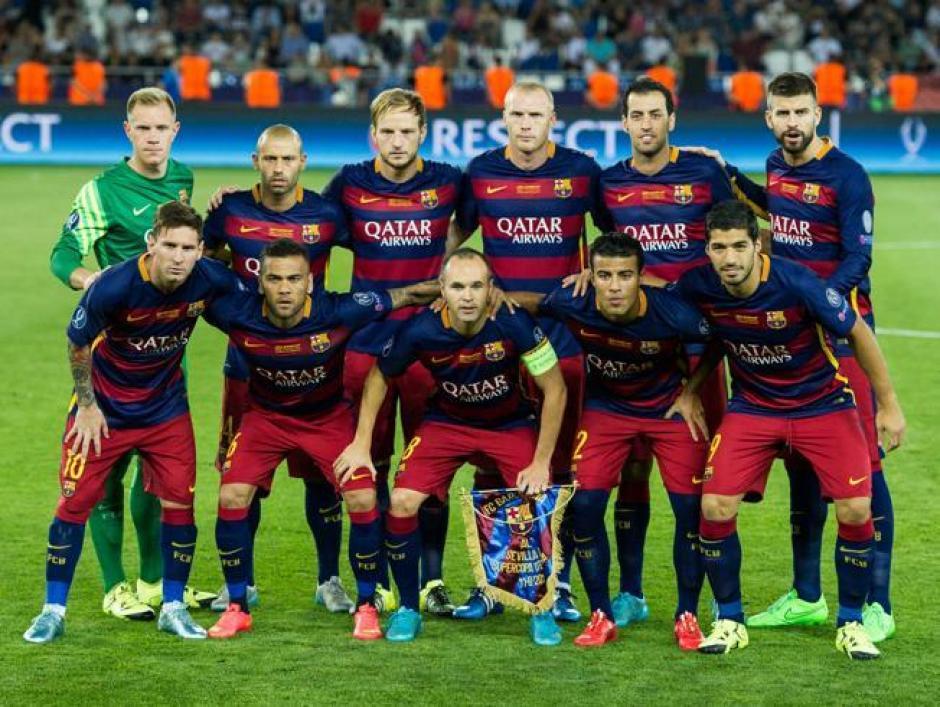 Aunque la historia los favorezca, los catalanes deben demostrarlo en la cancha. (Foto: Futboleros Anónimos)