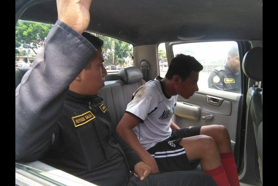 El jugador recibió una inhabilitación de por vida. (Foto: Servicable Canal 14/Facebook)