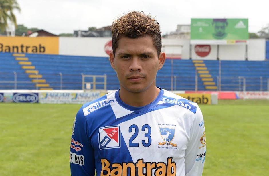 Víctor Armas fuebolista de campeón nacional estaría detenido en en Sololá. (Foto: Nuestro Diario)