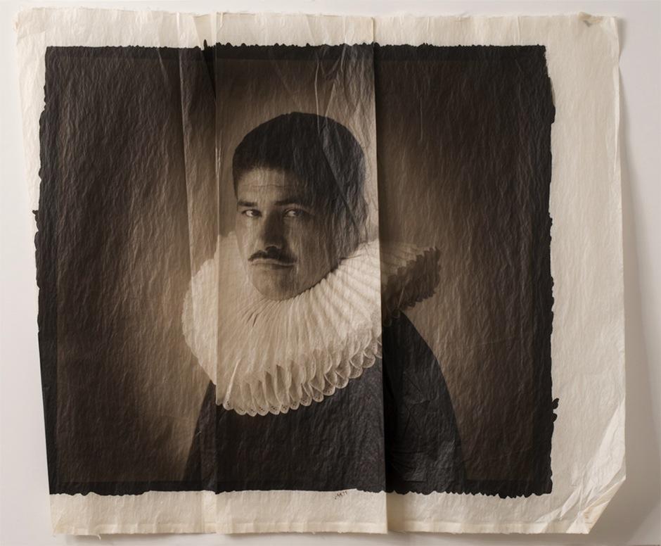 Los temas sociales también son parte de su obra. (Foto: Luis González Palma)