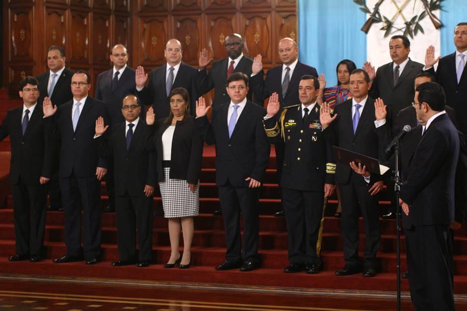 La denuncia incluye a los ministros que firmaron el polémico acuerdo. (Foto: Archivo/Soy502)