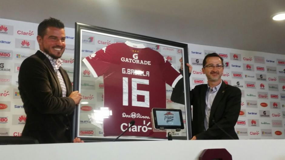 Gabriel Badilla fue un referente del club Saprissa de Costa Rica. (Foto: Twitter)