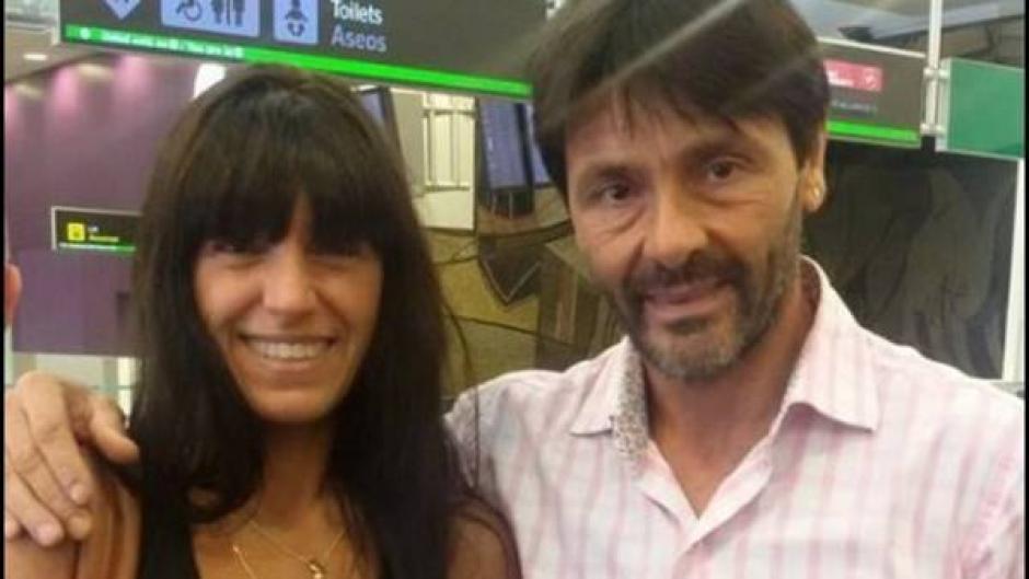 La mujer fue raptada cuando dormía la noche del 31 de octubre junto a su esposo. (Foto: Clarín)