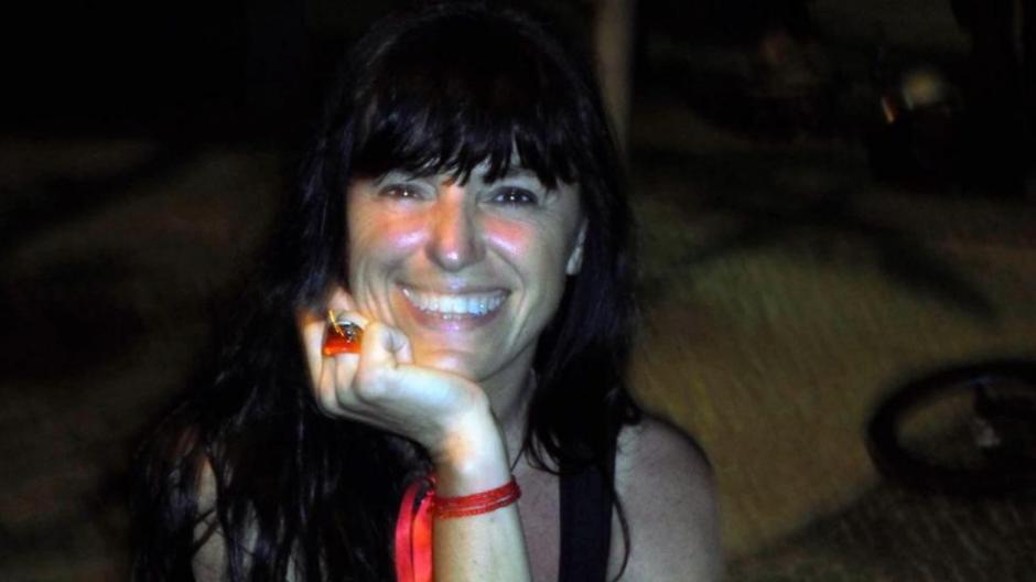 María Gabriela Oliveto dijo que los hombres la trataron bien. (Foto: Clarín)