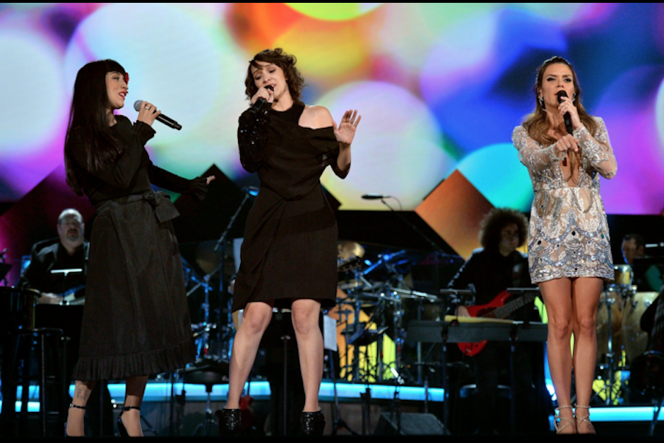 En noviembre cantó en el homenaje a Marc Anthony de los Latin Grammy. (Foto: Latin Grammy)