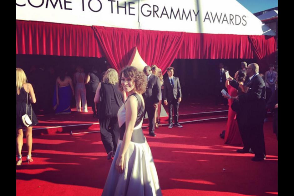 En febrero compartió su música en el show del pre-Grammy. (Foto: Gaby Moreno)