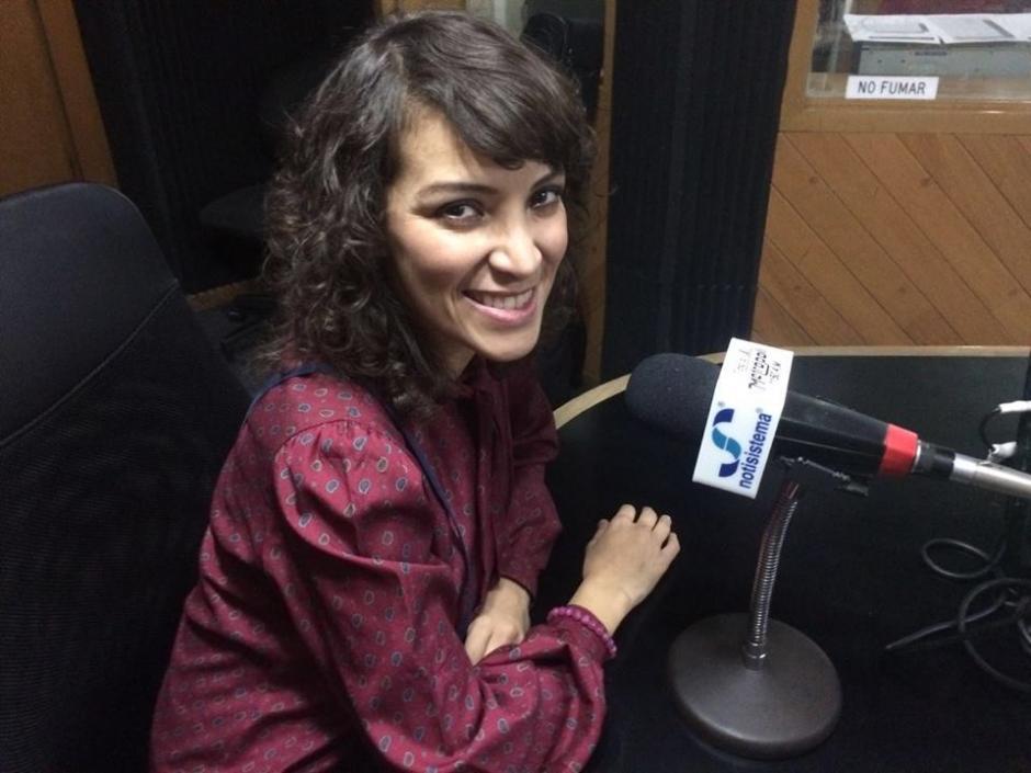 Gaby Moreno presentó en redes sociales a su personaje en Elena de Avalor. (Foto: Gaby Moreno oficial)