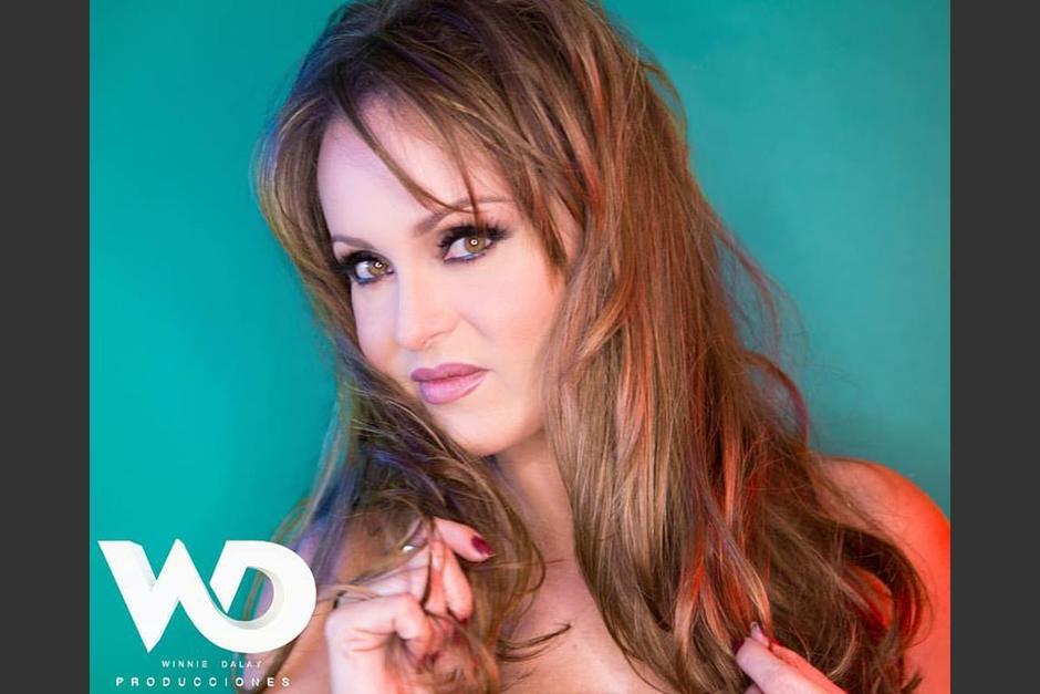 La actriz llamó la atención de los medios de comunicación por su nuevo rostro. (Foto: Facebook/Gabriela Spanic)