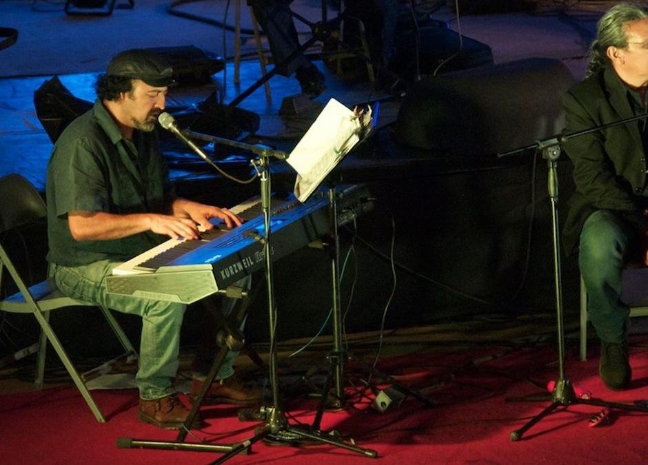Gad Echeverría es parte de este imperdible concierto, que se llevará a cabo en Trovajazz. (Foto: Gad Echeverría oficial)