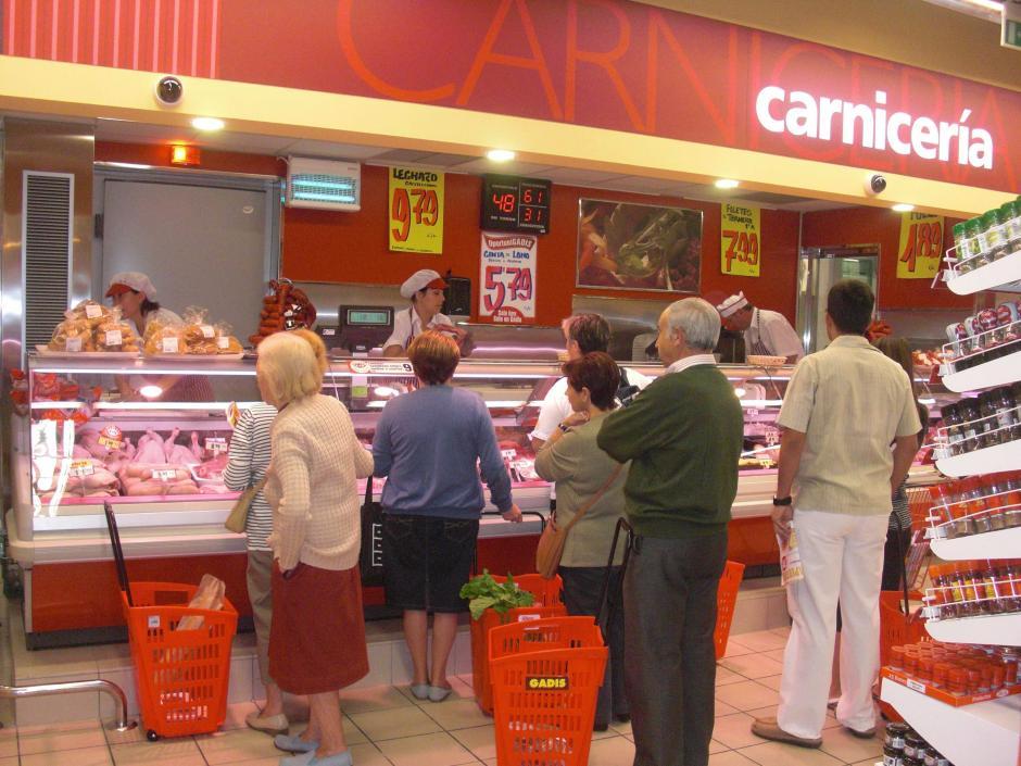 Las carnes congeladas ocupan el segundo lugar. (Foto: gadisa.es)