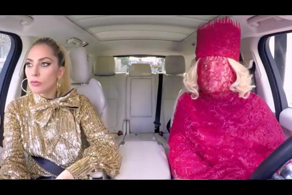 Lady Gaga interpretó sus canciones más famosas. (Imagen: captura de YouTube)