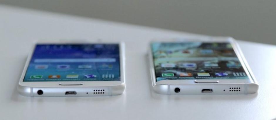 Se rumora en Internet que Samsung podría sacar dos modelos el otro año. (Foto: Google)