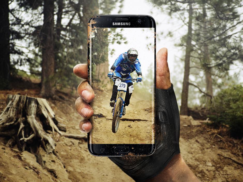 Los nuevos dispositivos son resistentes al polvo y al agua. (Foto: Samsung)