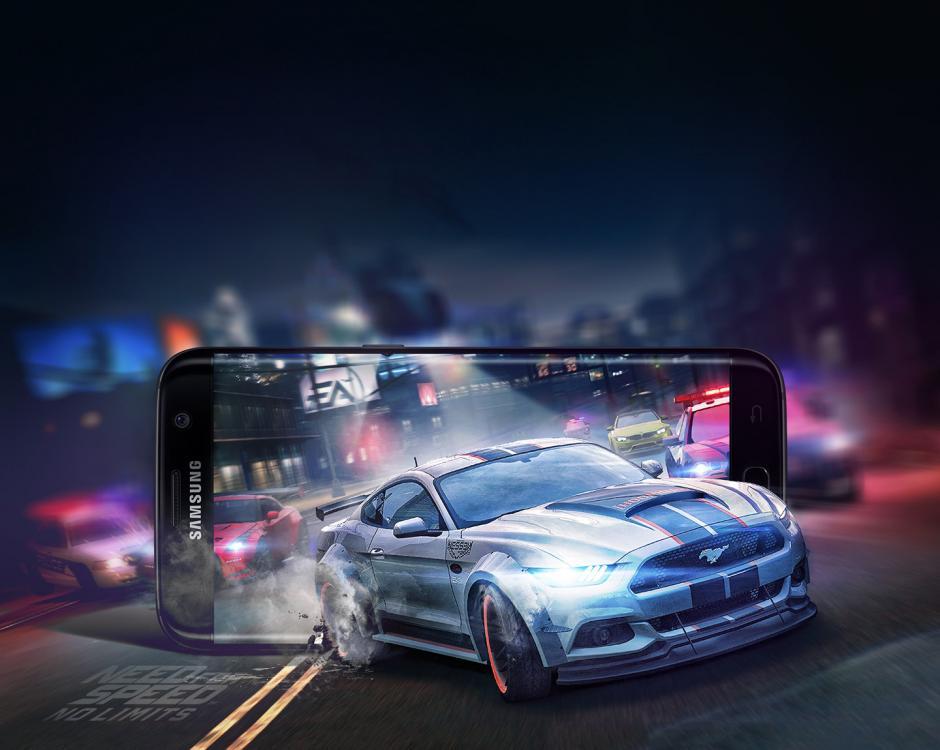 Los gráficos más pesados de los juegos, corren de maravilla en ambos dispositivos. (Foto: Samsung)