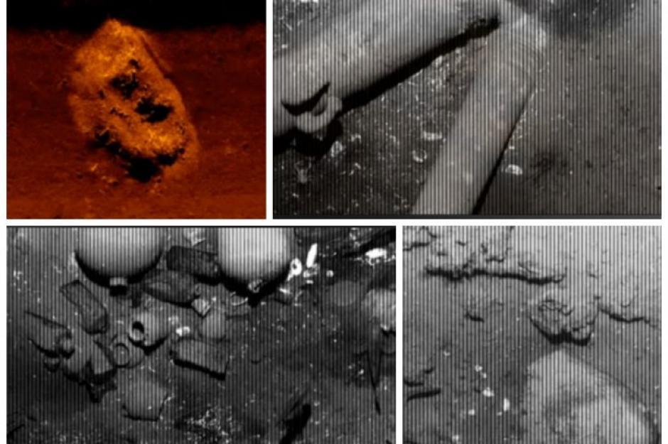 Uno de los más grandes hallazgos de patrimonio sumergido, si no el más grande dicen algunos, de la historia de la humanidad. (Foto: El Espectador)