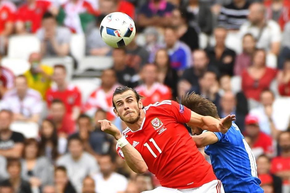 Gales debutó en Eurocopas con triunfo ante Eslovaquia. (Foto: AFP)