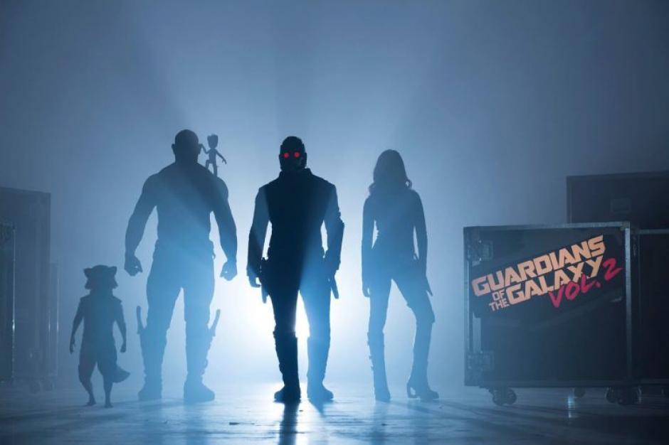 """Guardianes de la Galaxia"" se unió a este gran mercado de tráileres. (Foto: Guardianes de la Galaxia)"