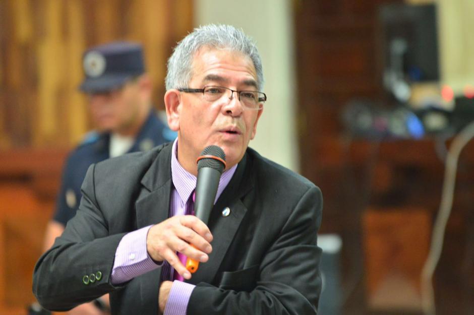 Este es el cuarto día donde el juez argumenta su resolución. (Foto: Jesús Alfonso/Soy502)