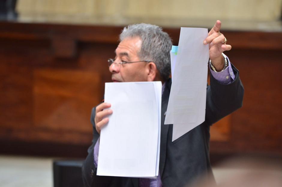 """El juez Gálvez dijo que bien se podría """"dar seguimiento"""" al caso de Mencos. (Foto: Jesús Alfonso/Soy502)"""