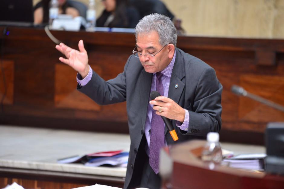 Gálvez tiene dos días de explicar sus deliberaciones. (Foto: Jesús Alfonso/Soy502)